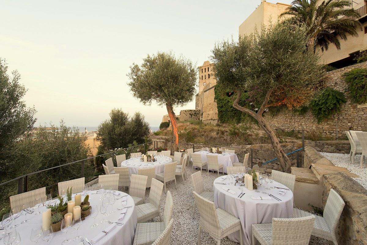 Bodas Hotel Torre del Canónigo Ibiza