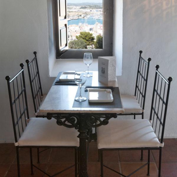 Restaurante Hotel Torre del Canónigo Ibiza