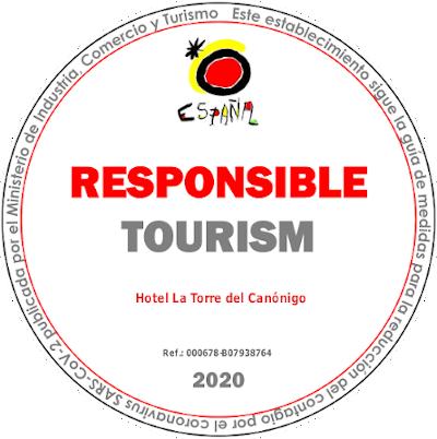 Responsible Tourism Hotel Torre del Canónigo Ibiza